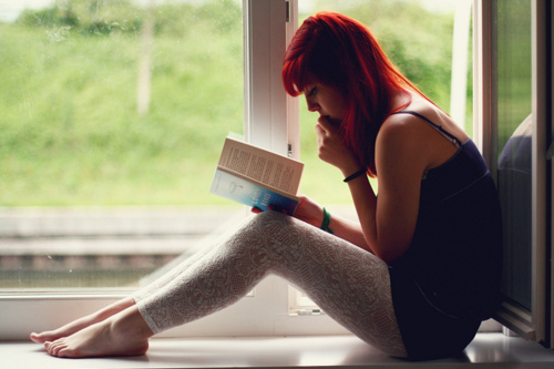 book-books-girl-read-reading-red-Favim.com-98406